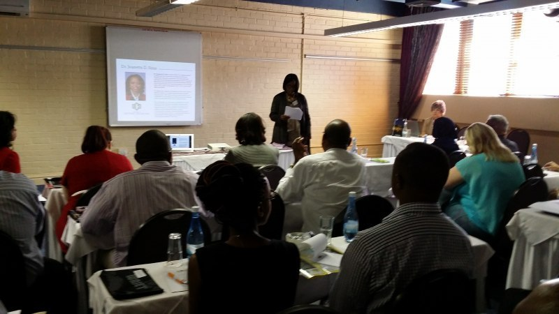 Photos of Multimedia Communications and Smart Networking in Cape Town #13